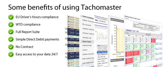 Some benefits of using Tachomaster